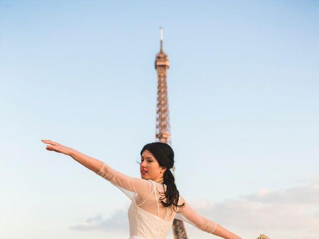 Le mariage de Guillaume et Zoe à Paris, Paris 138
