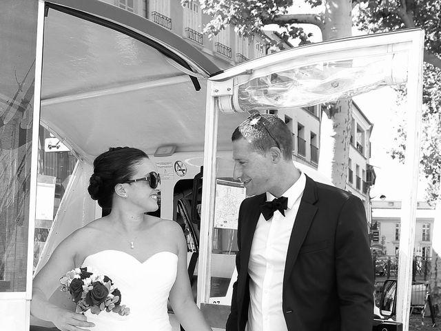 Le mariage de Jérôme et Coralie à Aix-en-Provence, Bouches-du-Rhône 6