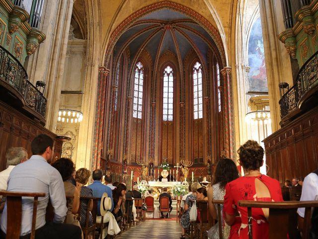 Le mariage de Jérôme et Coralie à Aix-en-Provence, Bouches-du-Rhône 7