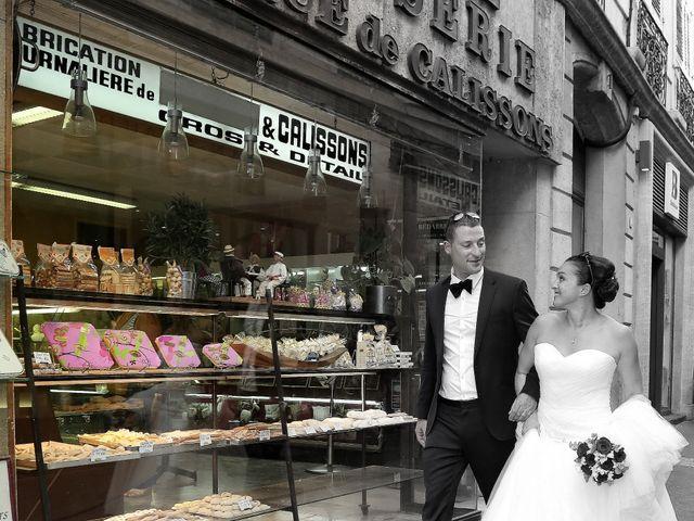 Le mariage de Jérôme et Coralie à Aix-en-Provence, Bouches-du-Rhône 9