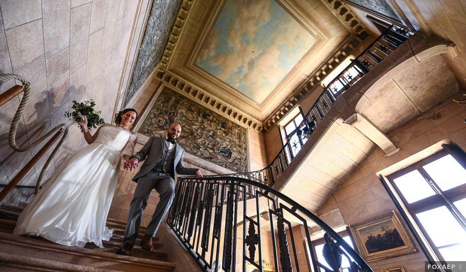 Le mariage de Chloé et Julien à Saint-Apollinaire, Côte d'Or