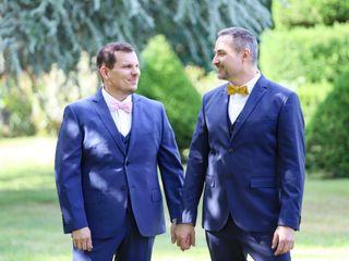 Le mariage de David et Eric 2