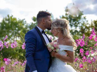 Le mariage de Gaelle et Morad