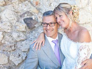 Le mariage de Anita et Hervé