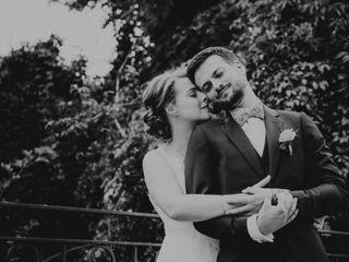 Le mariage de Manon et Benoît