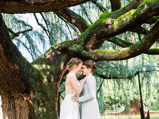 Le mariage de Blandine et Amélie