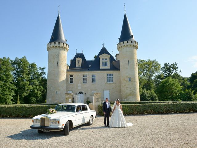 Le mariage de Nicolas et Céline à Eysines, Gironde 7