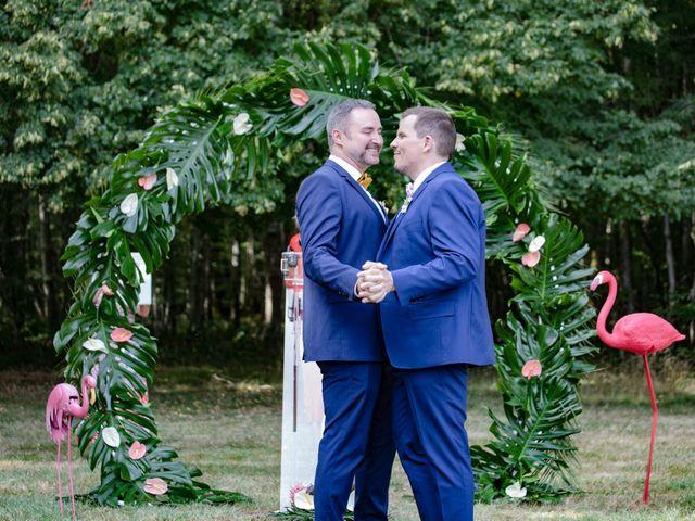 Le mariage de Eric et David à Mont-près-Chambord, Loir-et-Cher 21