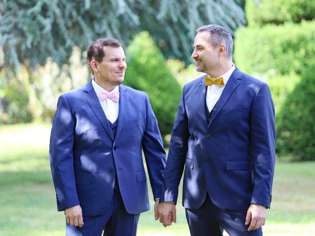 Le mariage de Eric et David à Mont-près-Chambord, Loir-et-Cher 2