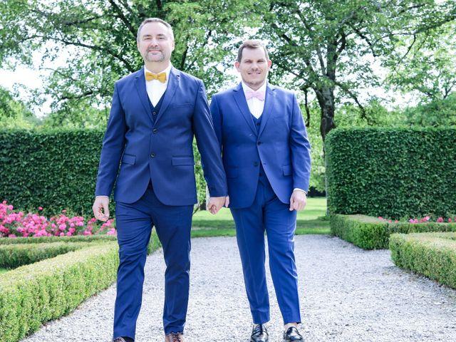 Le mariage de Eric et David à Mont-près-Chambord, Loir-et-Cher 3