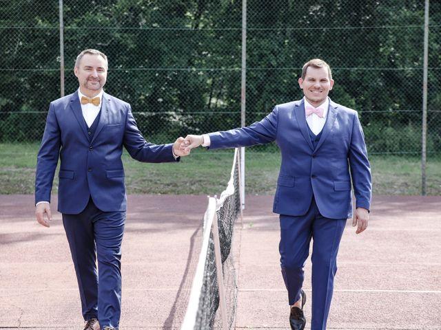 Le mariage de Eric et David à Mont-près-Chambord, Loir-et-Cher 4