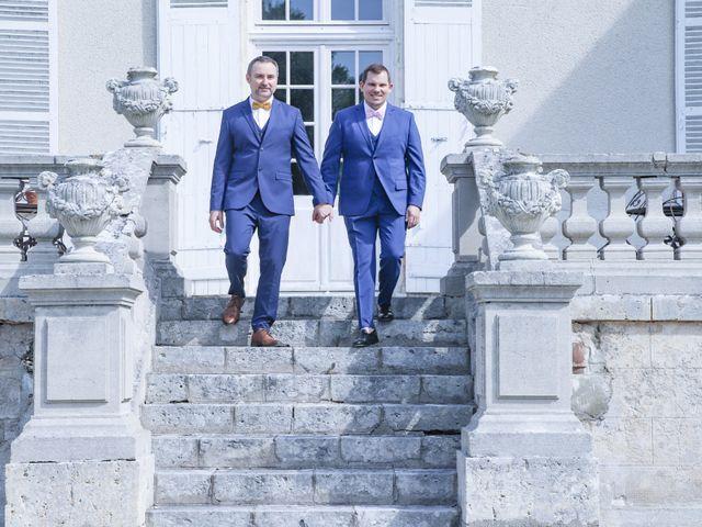 Le mariage de Eric et David à Mont-près-Chambord, Loir-et-Cher 5