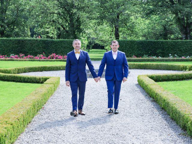 Le mariage de Eric et David à Mont-près-Chambord, Loir-et-Cher 6