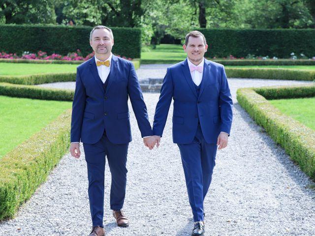 Le mariage de Eric et David à Mont-près-Chambord, Loir-et-Cher 7