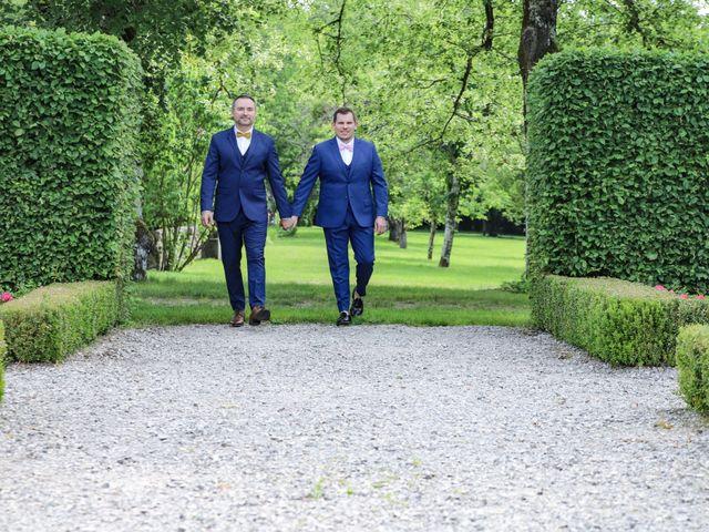 Le mariage de Eric et David à Mont-près-Chambord, Loir-et-Cher 8