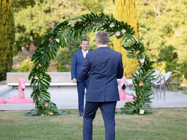 Le mariage de Eric et David à Mont-près-Chambord, Loir-et-Cher 28
