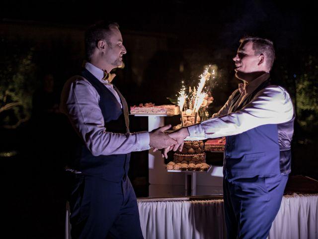 Le mariage de Eric et David à Mont-près-Chambord, Loir-et-Cher 42