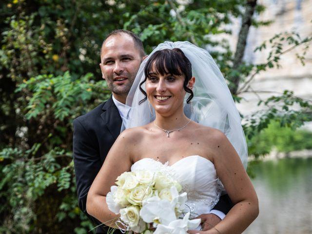 Le mariage de Angélique et Yannick