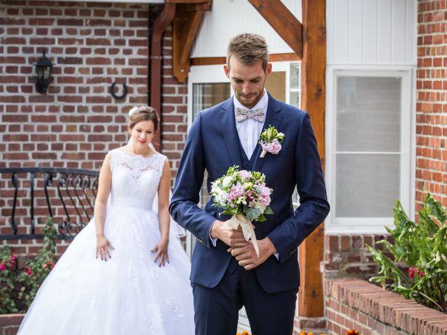 Le mariage de Valentin et Aurélie à Ecques, Pas-de-Calais 22