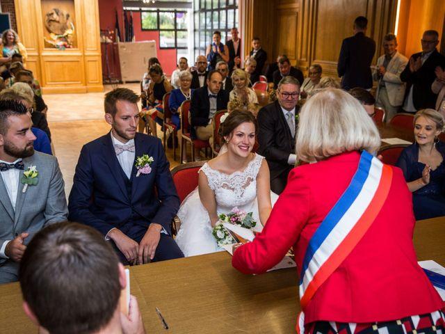 Le mariage de Valentin et Aurélie à Ecques, Pas-de-Calais 26