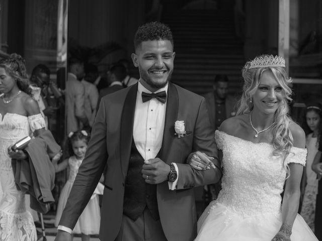 Le mariage de Morad et Gaelle à Poitiers, Vienne 3