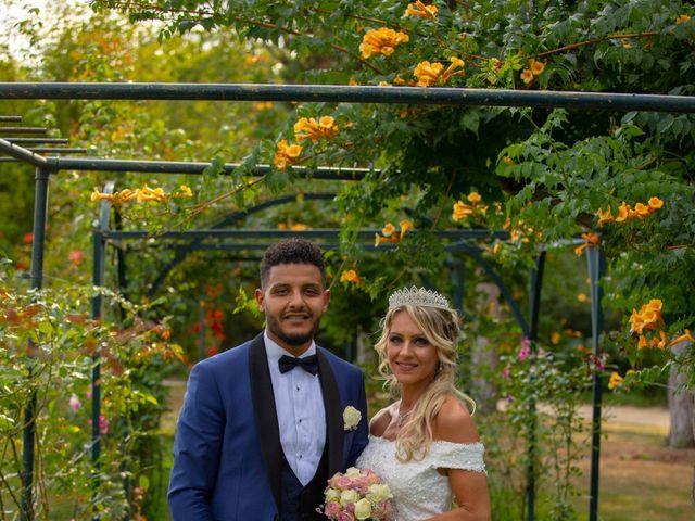 Le mariage de Morad et Gaelle à Poitiers, Vienne 32