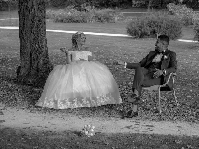 Le mariage de Morad et Gaelle à Poitiers, Vienne 41
