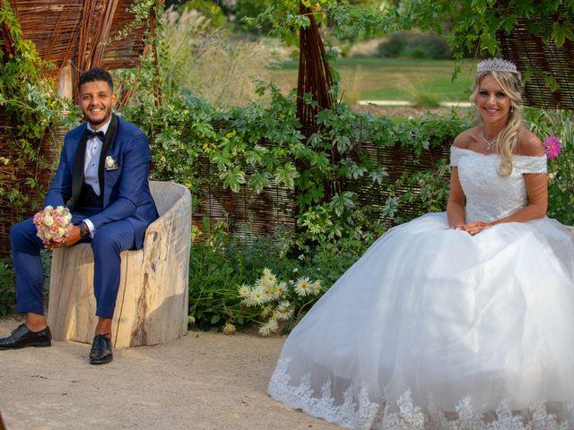 Le mariage de Morad et Gaelle à Poitiers, Vienne 50