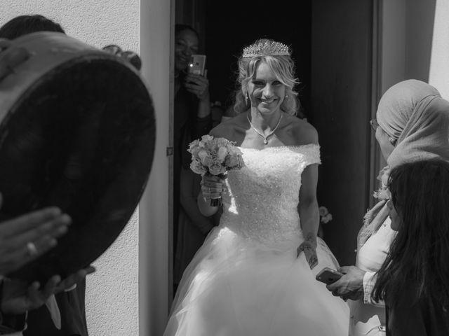 Le mariage de Morad et Gaelle à Poitiers, Vienne 70
