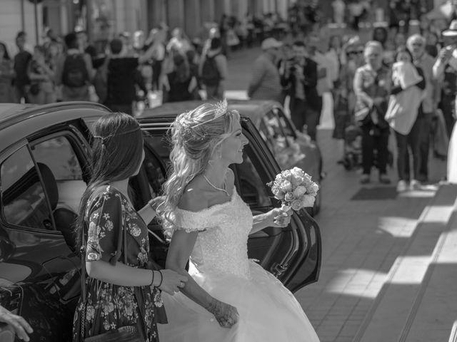 Le mariage de Morad et Gaelle à Poitiers, Vienne 74