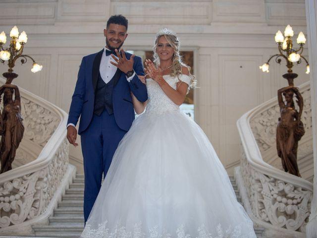 Le mariage de Morad et Gaelle à Poitiers, Vienne 81