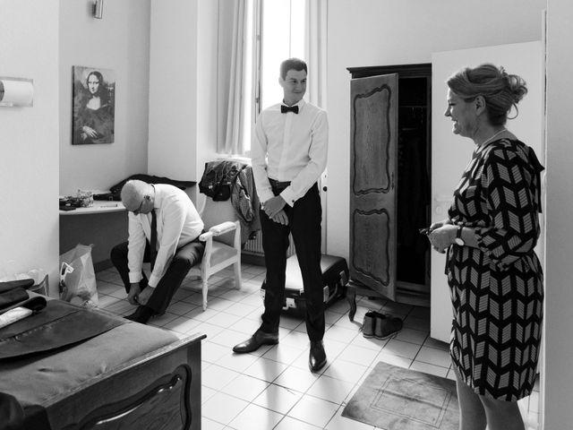 Le mariage de Pierre et Charline à Authoison, Haute-Saône 10