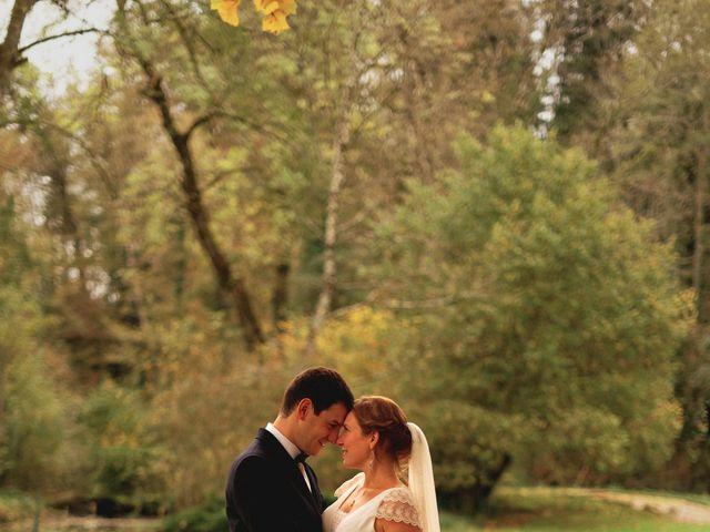 Le mariage de Pierre et Charline à Authoison, Haute-Saône 21