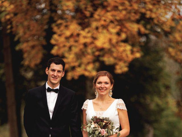Le mariage de Pierre et Charline à Authoison, Haute-Saône 24