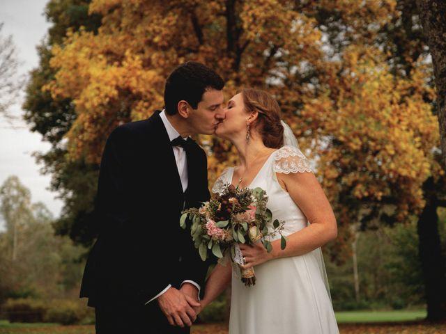 Le mariage de Pierre et Charline à Authoison, Haute-Saône 25