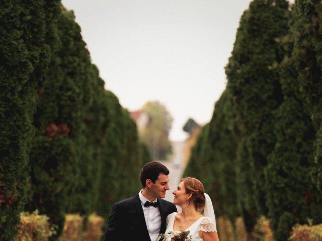 Le mariage de Pierre et Charline à Authoison, Haute-Saône 26