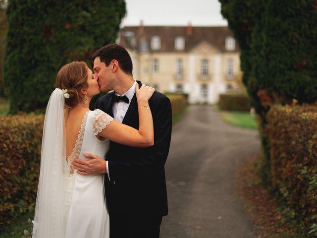 Le mariage de Pierre et Charline à Authoison, Haute-Saône 27