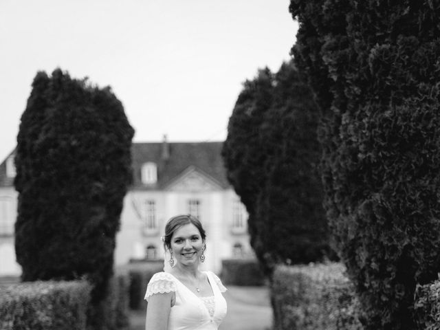 Le mariage de Pierre et Charline à Authoison, Haute-Saône 29
