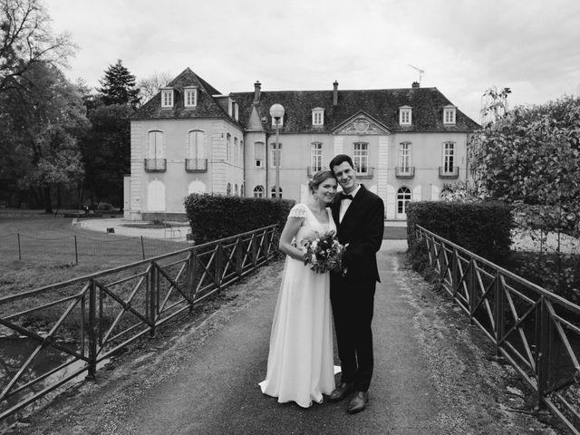 Le mariage de Pierre et Charline à Authoison, Haute-Saône 33