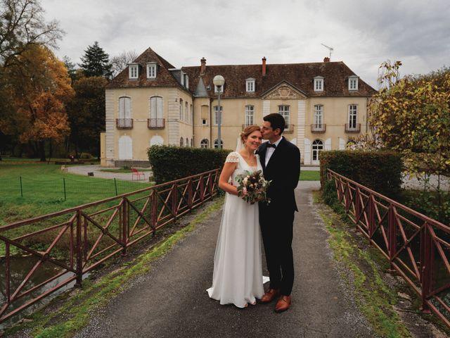 Le mariage de Pierre et Charline à Authoison, Haute-Saône 35