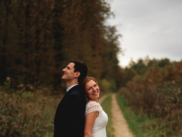 Le mariage de Pierre et Charline à Authoison, Haute-Saône 36