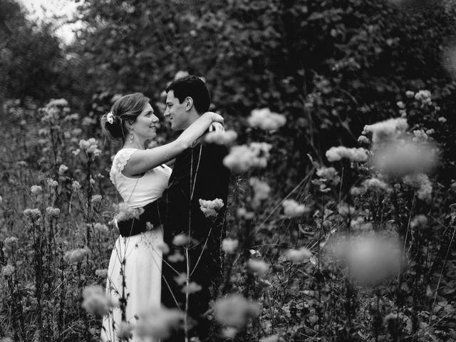 Le mariage de Pierre et Charline à Authoison, Haute-Saône 37