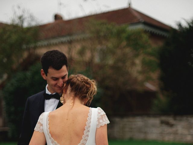 Le mariage de Pierre et Charline à Authoison, Haute-Saône 40