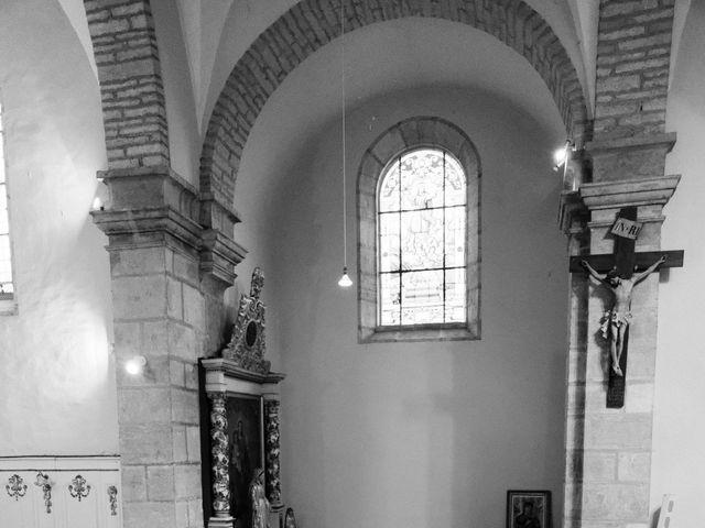 Le mariage de Pierre et Charline à Authoison, Haute-Saône 42