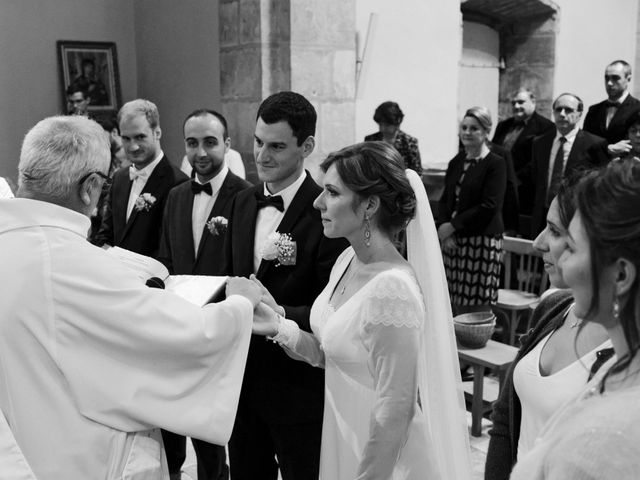 Le mariage de Pierre et Charline à Authoison, Haute-Saône 45