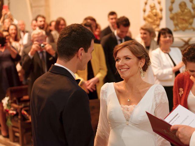 Le mariage de Pierre et Charline à Authoison, Haute-Saône 48