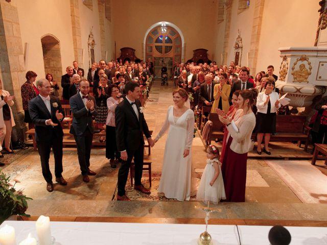 Le mariage de Pierre et Charline à Authoison, Haute-Saône 50