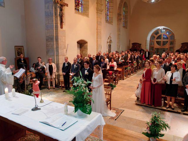 Le mariage de Pierre et Charline à Authoison, Haute-Saône 51