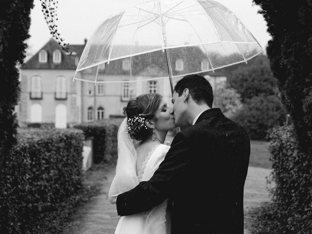 Le mariage de Pierre et Charline à Authoison, Haute-Saône 62