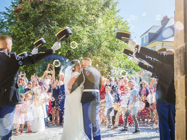 Le mariage de Jeremy et Marine à Argentan, Orne 5
